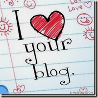 """I Love Your Blog"" Campaign"