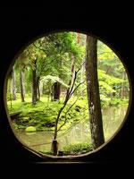 Saiho-ji Kokodera - tea house view