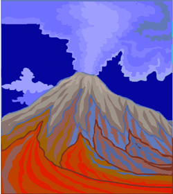 Symbolic Volcano Facts & Thoughts